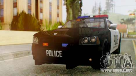 New Police SF para GTA San Andreas