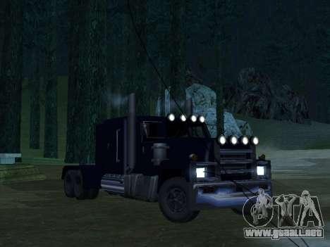 Petroltanker v2 para visión interna GTA San Andreas
