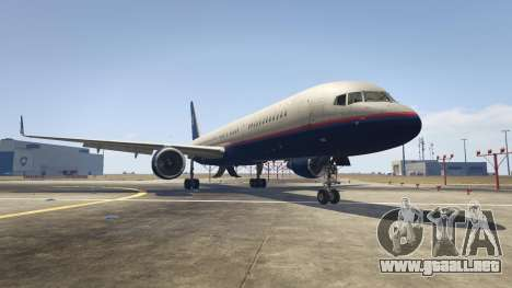 GTA 5 Boeing 757-200