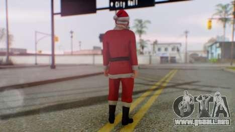 GTA Online Festive Surprise Skin 2 para GTA San Andreas tercera pantalla