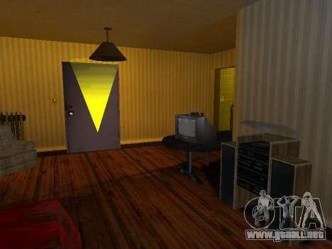 TV de abedul 37ТЦ-5141Д para GTA San Andreas tercera pantalla