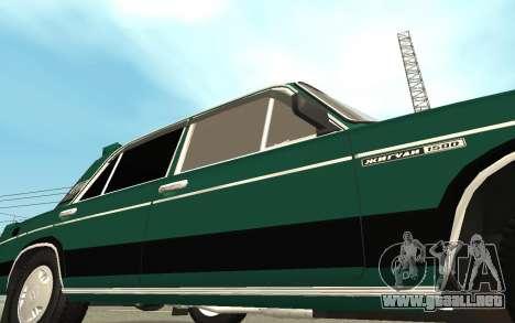 VAZ 2103 Sport tuning para GTA San Andreas left