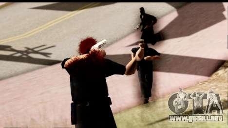 New Effects (IMFX, Shaders) para GTA San Andreas segunda pantalla