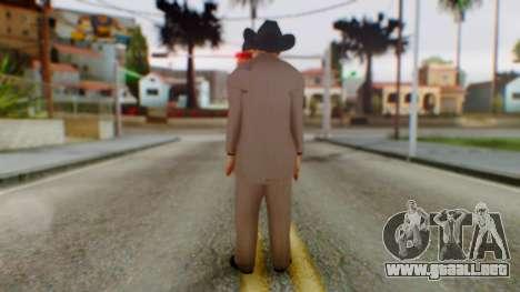 WWE Jim Ross para GTA San Andreas tercera pantalla