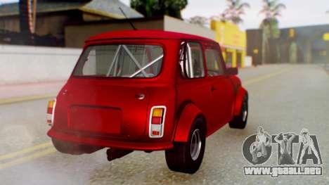 Mini Miglia para GTA San Andreas left
