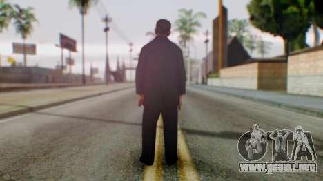 WWE Michael Cole para GTA San Andreas tercera pantalla