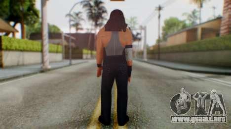 WWE Diesel 2 para GTA San Andreas tercera pantalla