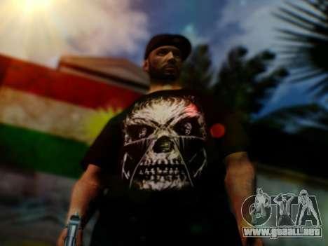 POR-H Gangsta13 para GTA San Andreas