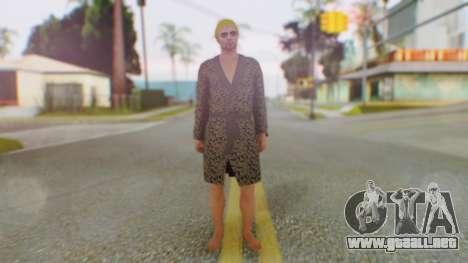 GTA Online Executives and other Criminals Skin 3 para GTA San Andreas segunda pantalla