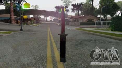 GTA 5 Switchblade para GTA San Andreas segunda pantalla