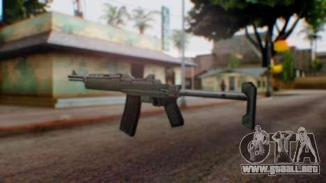 Vice City Ruger para GTA San Andreas segunda pantalla