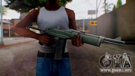 Vice City Ruger para GTA San Andreas tercera pantalla