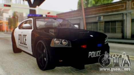 New Police LV para GTA San Andreas
