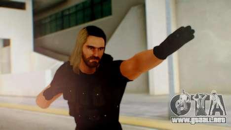 Seth Rollins para GTA San Andreas