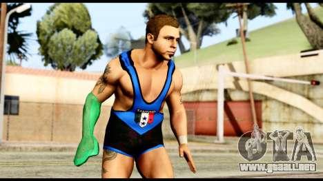 WWE Santino para GTA San Andreas