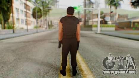 Dean Ambrose para GTA San Andreas tercera pantalla