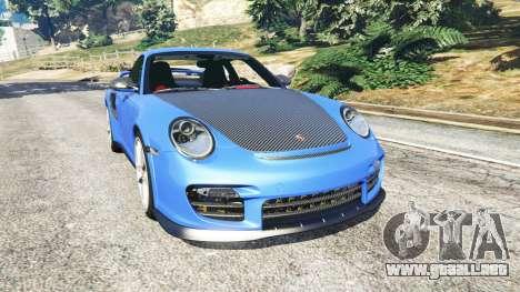 Porsche 997 GT2 RS para GTA 5