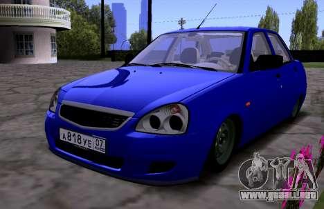 VAZ 2170 KBR para GTA San Andreas