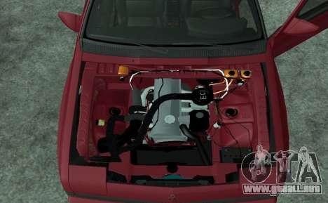 Mitsubishi Starion ECI-R para la visión correcta GTA San Andreas