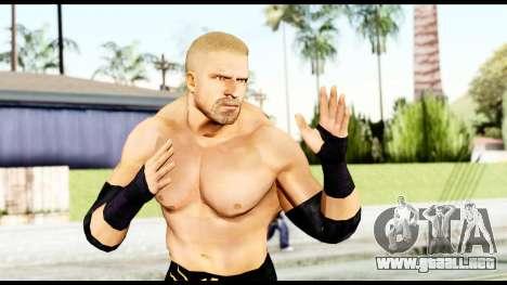 WWE Triple H para GTA San Andreas