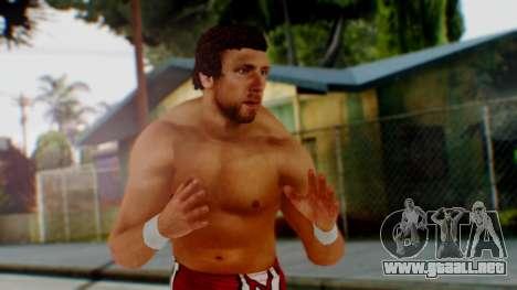 Daniel Brian para GTA San Andreas