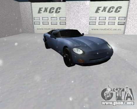 Nueva Banshee con techo para la visión correcta GTA San Andreas