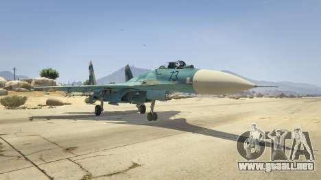 GTA 5 Su-33