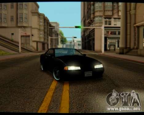 Elegy Stock HD by Balalaika para GTA San Andreas