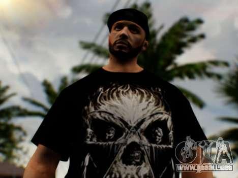 POR-H Gangsta13 para GTA San Andreas tercera pantalla