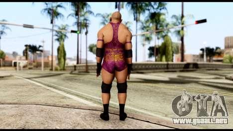 WWE Ryback para GTA San Andreas tercera pantalla