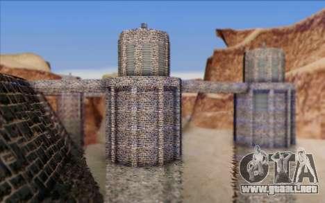 Nueva presa para GTA San Andreas segunda pantalla