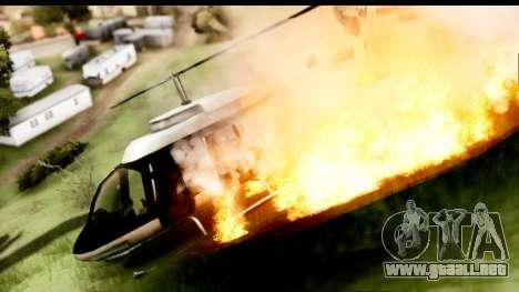 New Effects (IMFX, Shaders) para GTA San Andreas