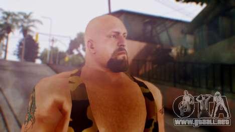 WWE Big Show para GTA San Andreas