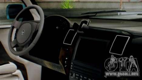 GTA 5 Albany Cavalcade II IVF para la visión correcta GTA San Andreas