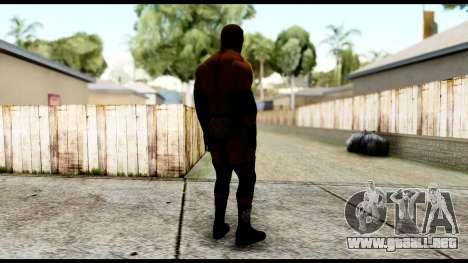 WWE Triple H para GTA San Andreas tercera pantalla