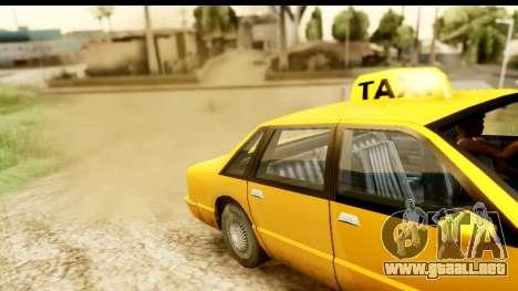 New Effects (IMFX, Shaders) para GTA San Andreas séptima pantalla