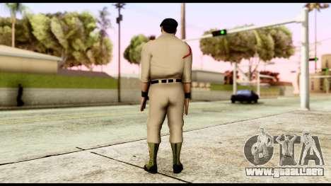 WWE Sgt Slaughter 1 para GTA San Andreas tercera pantalla