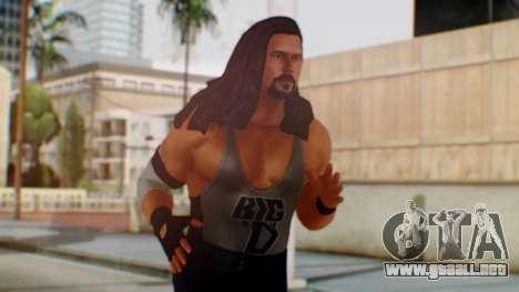 WWE Diesel 2 para GTA San Andreas