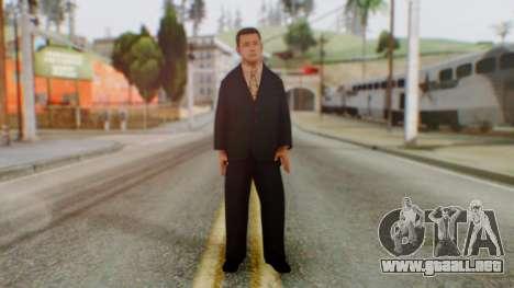 WWE Michael Cole para GTA San Andreas segunda pantalla