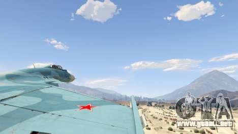 GTA 5 Su-33 quinta captura de pantalla