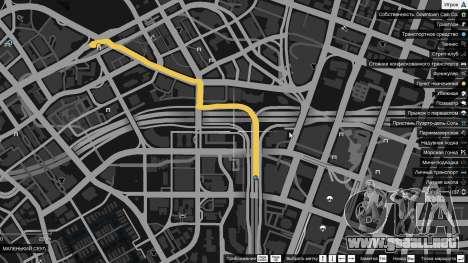 GTA 5 The Lifeinvader Heist cuarto captura de pantalla