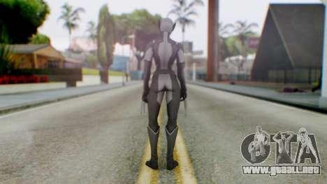 Marvel Heroes X-23 (All new Wolverine) v2 para GTA San Andreas tercera pantalla