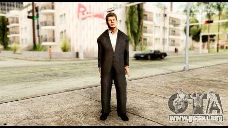 WWE Vince para GTA San Andreas segunda pantalla