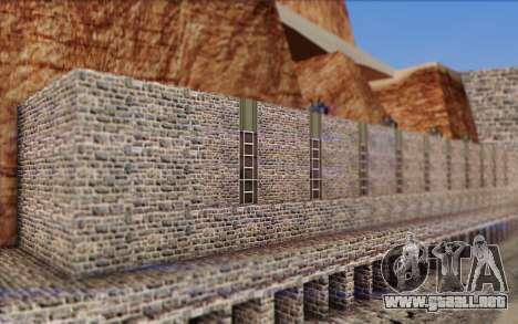 Nueva presa para GTA San Andreas tercera pantalla