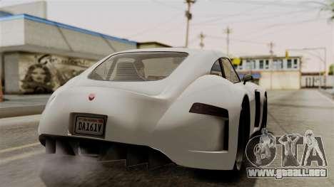 GTA 5 Bravado Verlierer IVF para GTA San Andreas left