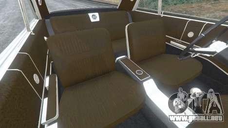 Chevrolet Impala SS 1964 v2.0 para GTA 5