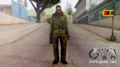 Counter Strike Online 2 Leet para GTA San Andreas segunda pantalla