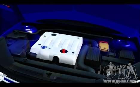 Volkswagen Jetta para la vista superior GTA San Andreas