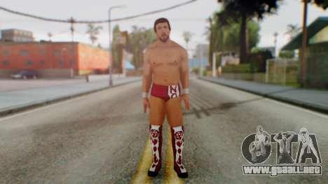 Daniel Brian para GTA San Andreas segunda pantalla