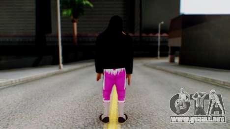 Bret Hart 2 para GTA San Andreas tercera pantalla